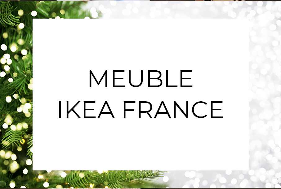 Meuble IKEA France click and collect